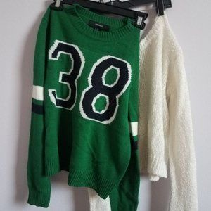 Two Sweaters Set